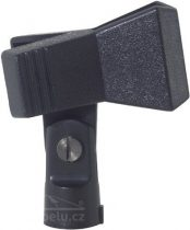 RockStand Microphne Holder with Clamp - PVC Threads