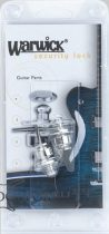 Schaller Security Lock Chrome Straplock