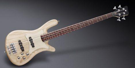 Warwick German Pro Series Streamer CV - Natural Satin Basszusgitár