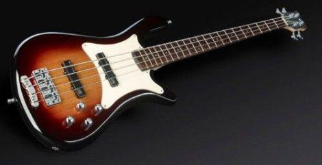 Warwick German Pro Series Streamer 5 CV - Vintage Sunburst Basszusgitár