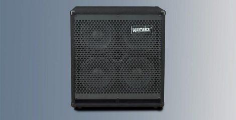 Warwick WCA 408 LW 400W LightWeight Basszushangfal