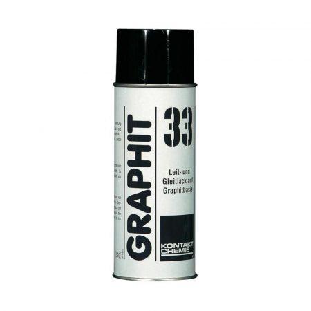 Graphit 33 Spray Elektromosan Vezető Bevonat