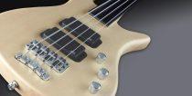 Warwick Rockbass Streamer Standard 4-String Fretless Bass Guitar